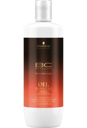 Bonacure Mucize Yağ Argan Yağlı Şampuan 1000Ml