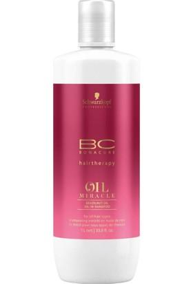 Bonacure Mucize Yağ Brazilnut Oil Şampuan 1000Ml