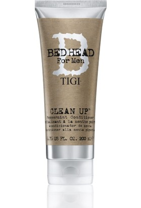 Tigi Bed Head For Men Clean Up Peppermint Nane Kremi 200Ml