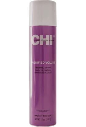 Chı Magnified Volume İnce Telli Saçlar, Orta Tutucu Sprey 340G