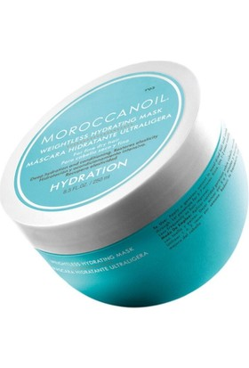 Moroccanoil Weightless Hydrating Mask Nemlendirici Maske 250Ml