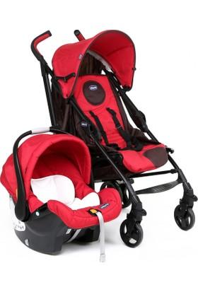 Chicco Liteway Plus Travel Sistem Bebek Arabası 10854FRE