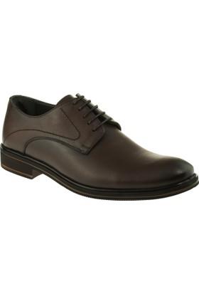 Alisolmaz 1237 Bağlı Günlük Kahverengi Erkek Ayakkabı