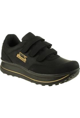 Slazenger Kadın 27Lk017 Fun C Siyah Spor Ayakkabı