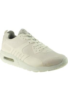 Slazenger 27Le002 Ekati Beyaz Erkek Spor Ayakkabı