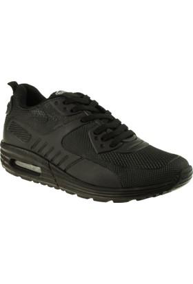 Slazenger 27Le002 Ekati Siyah Erkek Spor Ayakkabı