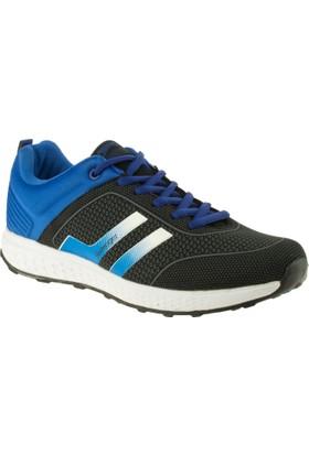 Slazenger 27Le029 Force Siyah Erkek Spor Ayakkabı