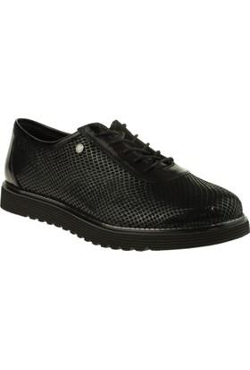 Greyder Kadın 52572 Chic Casual Siyah Ayakkabı