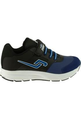 Jump Erkek Çocuk 17265 Lacivert Spor Ayakkabı