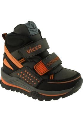Vicco Erkek Çocuk 871.V.531 Trekking Bot Gri