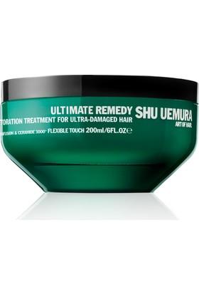Shu Uemura Ultimate Remedy Onarıcı Saç Bakım Maskesi 200Ml