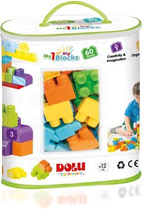 Dolu Deluxe Bloklar 60 Parça
