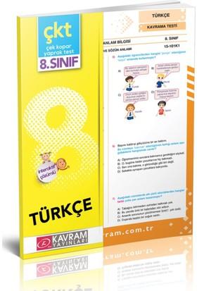 8. Sınıf Türkçe Yaprak Test (Karekod Video Çözümlü)