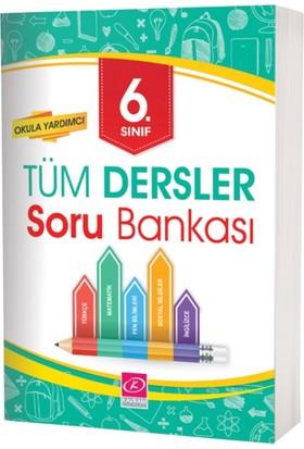 6. Sınıf Tüm Dersler Soru Bankası (Karekod Video Çözümlü)