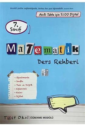7.Sınıf Ders Rehberi / Matematik