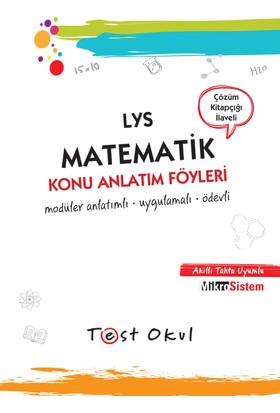 Lys Matematik Konu Anlatım Föyü (56 Föy + Çözüm Kitapçığı)