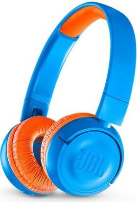 JBL JR300BT Bluetooth Çocuk Kulaklığı OE Mavi/Trnc