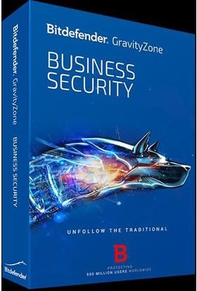Bitdefender Gravityzone Business Security 26 Kullanıcı 3 Yıl 5949958009589