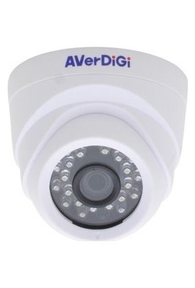 Averdiği 2.0 Mp 3.6 Mm 3 Mp Lens 24 Ir Led Ir Dome Ahd Kamera Ad-215D