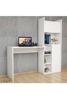 Hepsiburada Home Bely Çalışma Masası Beyaz
