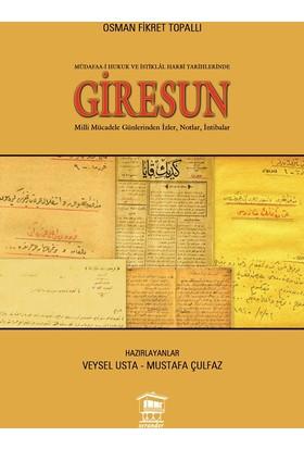 Giresun - Osman Fikret Topallı