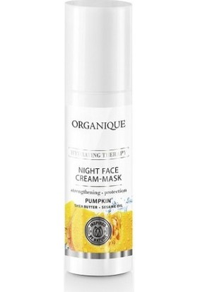 Organique Hydrating Teraphy Gece Kremi & Maske 50 ml.