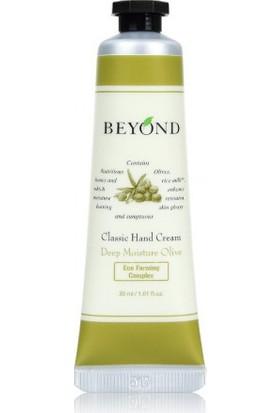 Beyond Classic Hand Cream Deep Moisture Olive 30 ml.