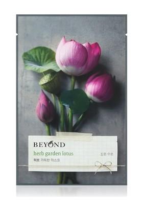 Beyond Herb Garden Mask - Lotus 1 adet