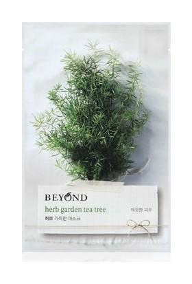 Beyond Herb Garden Mask - Tea Tree 1 adet