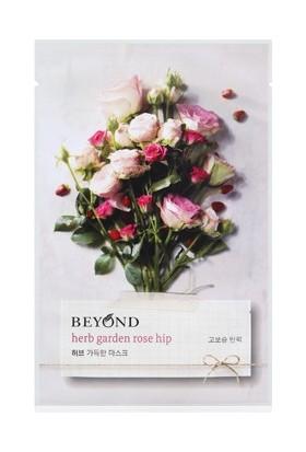 Beyond Herb Garden Mask - Rose Hip 1 adet
