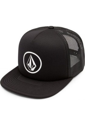Volcom Full Frontal Cheese Black Şapka