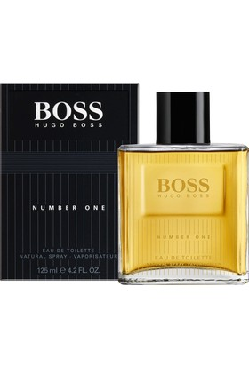 Boss Hugo Boss Number One Edt 125 Ml Erkek Parfümü
