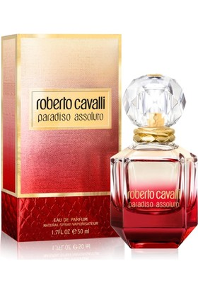 Roberto Cavalli Paradiso Assoluto Kadın Edp 50 Ml