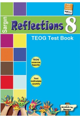 Reflections 8 Test Book