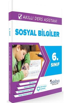 6. Sınıf Sosyal Bilgiler Akıllı Ders Asistanı