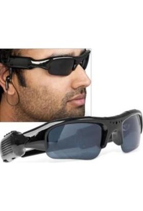 50Bir Aksiyon Kameralı Casus Gözlük Bluetooth Mp3 Video Kayıt Hd