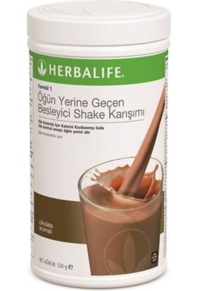 Herbalife Herbalıfe Formül 1 Çikolatalı Besleyici Shake