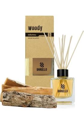 Bargello Odunsu Bambu Çubuklu Ortam Oda Kokusu 120 Ml