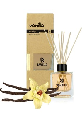 Bargello Vanilya Bambu Çubuklu Ortam Oda Kokusu 120 Ml