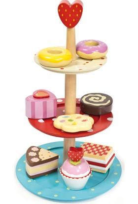 Le Toy Van Kek Standı/Cake Stand Set