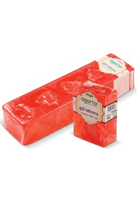 Agarta El Yapımı Doğal Gül Sabunu 1400Gr