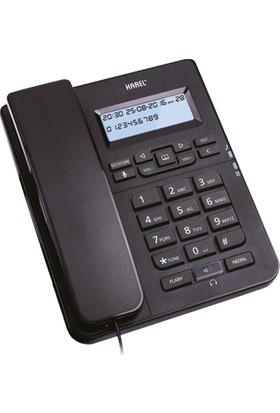 Karel Tm145 Cıd Telefon Siyah