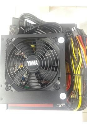 Yama Btc T850 850W 80 Plus Çoklu Vga Beslemeli Power Supply