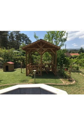 Garden Mobilya Garden Kamelya Piknik Masa