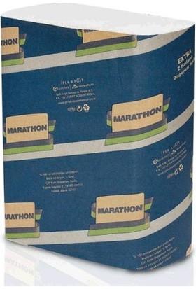 Marathon Extra Plus Z Katlama Havlu 200'Lü Koli İçi 12 Adet