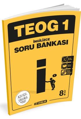 Hız Yayınları Teog 1 - 10'Lu İngilizce Denemesi