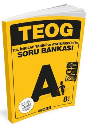 Hız Yayınları Teog 8. Sınıf - T.C. İnkılap Tarihi Ve Atatürkçülük Soru Bankası