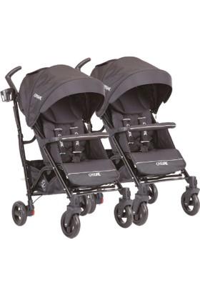 Casual Vista Twin Trona Travel Sistem Bebek Arabası