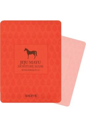Limonian Sesamis Jeju Horse - At Yağı Özlü Nemlendirici Maske