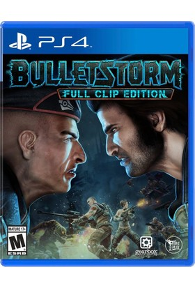 Gearbox Bulletstorm Full Clip Edition Ps4